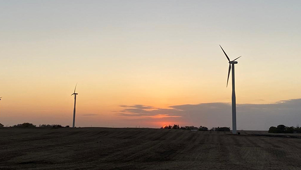 Hancock County Wind Farm Retrofit